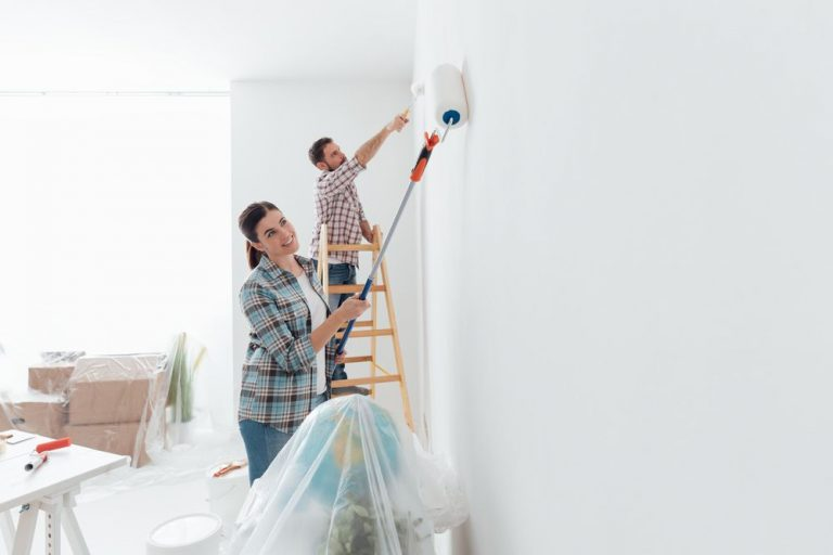 Funciones del sellador acrílico como tratamiento antes de pintar