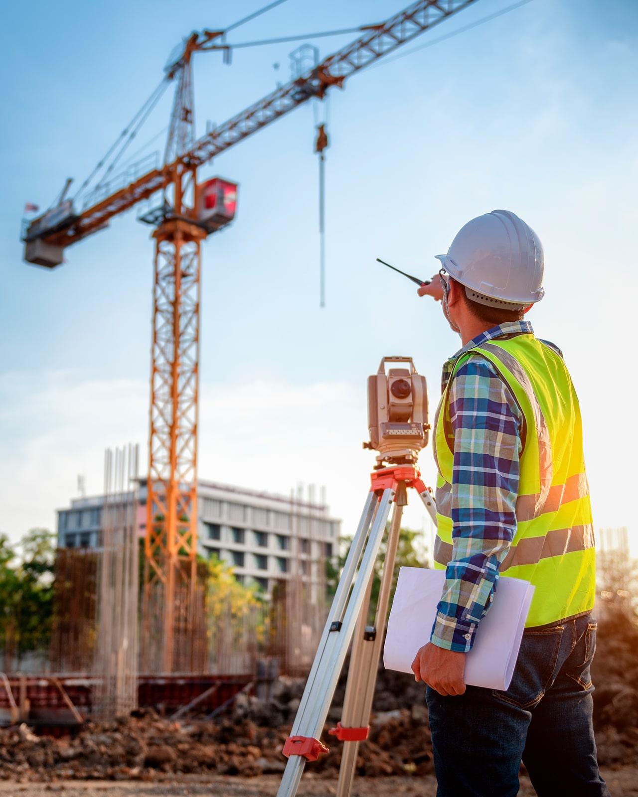 Cuatro responsabilidades claves de un ingeniero civil
