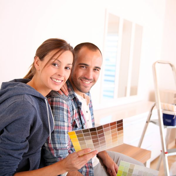 ¿Qué debes considerar antes de pintar tu casa?