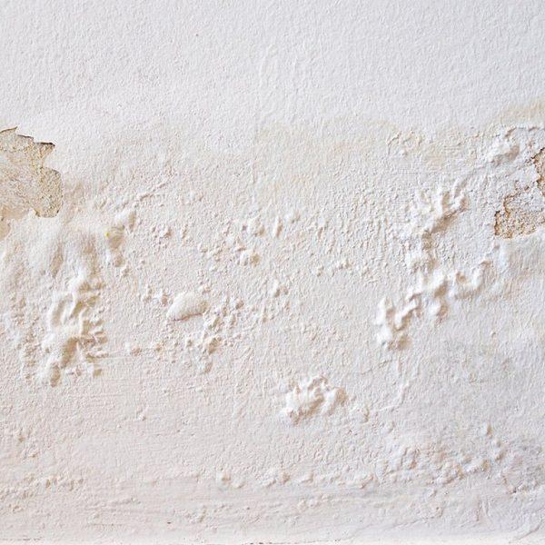 Identifica los tipos de humedad en tu construcción