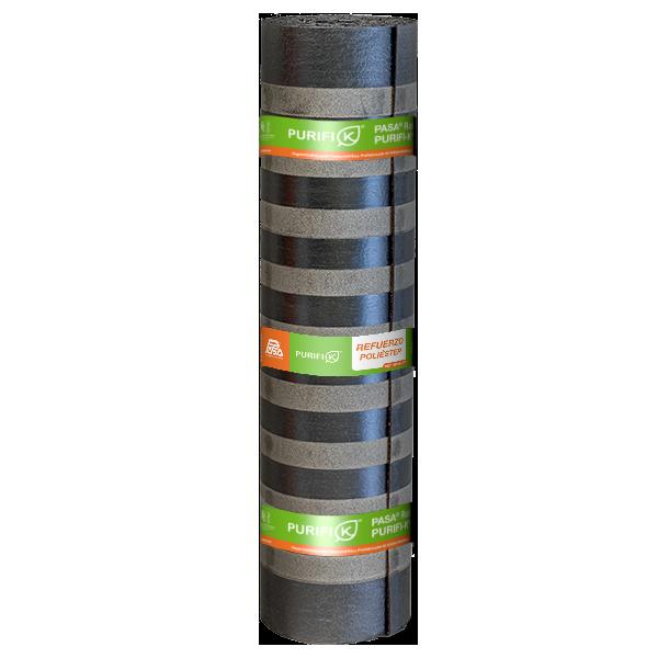 Impermeabilizante Fotocatalítico Prefabricado de Asfalto Modificado